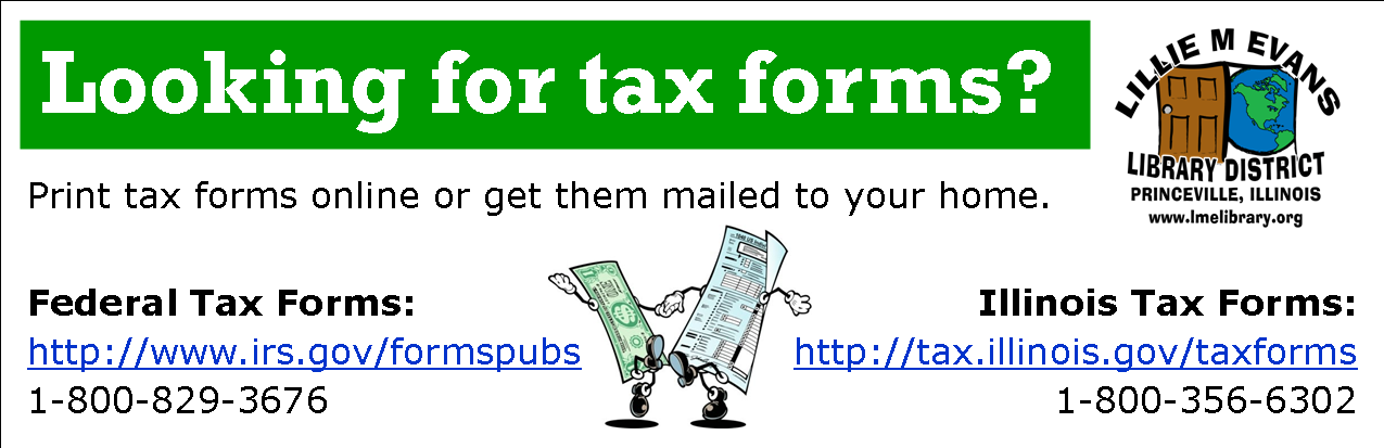 Tax forms Bookmark - Redesign1