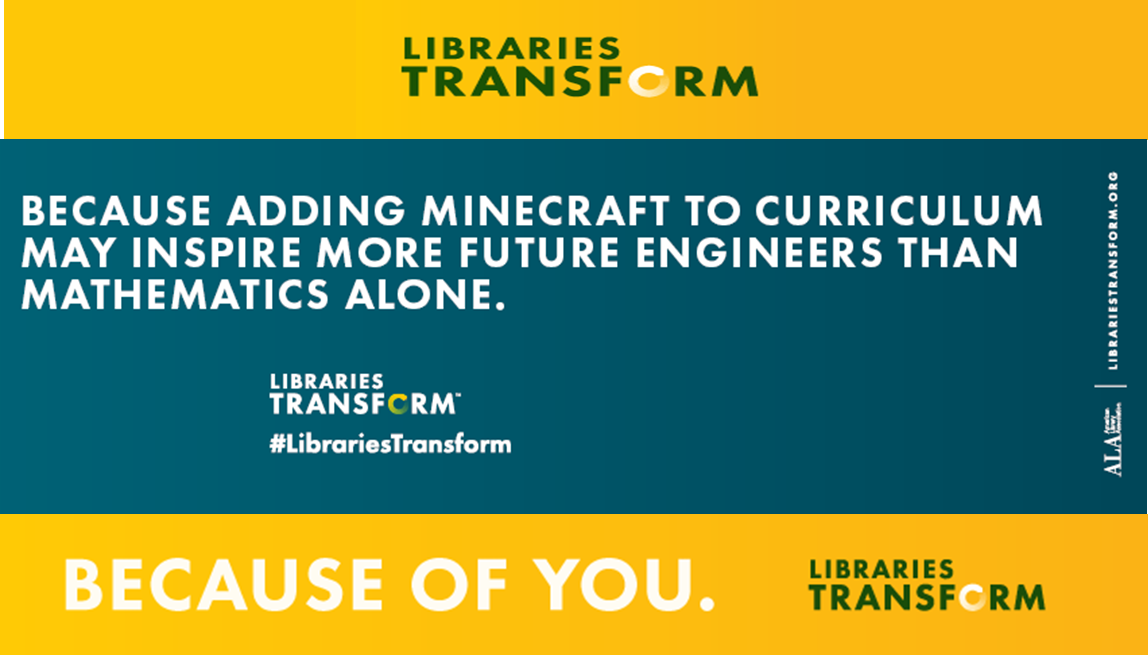 Libraries Transform